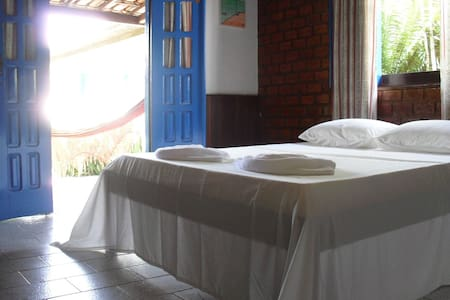 Beija Flores Itaparica: Double Rm 6 - Bed & Breakfast