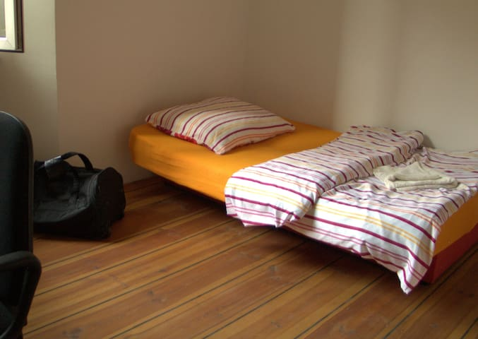 2-bedded room in the center of Pozn - Poznan - Casa