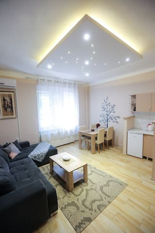 COSY&CUTE * Central flat * Free Street Parking *