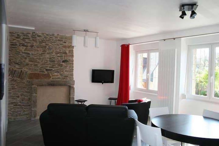 duplex moderne st malo cancale - Saint-Coulomb - Appartement