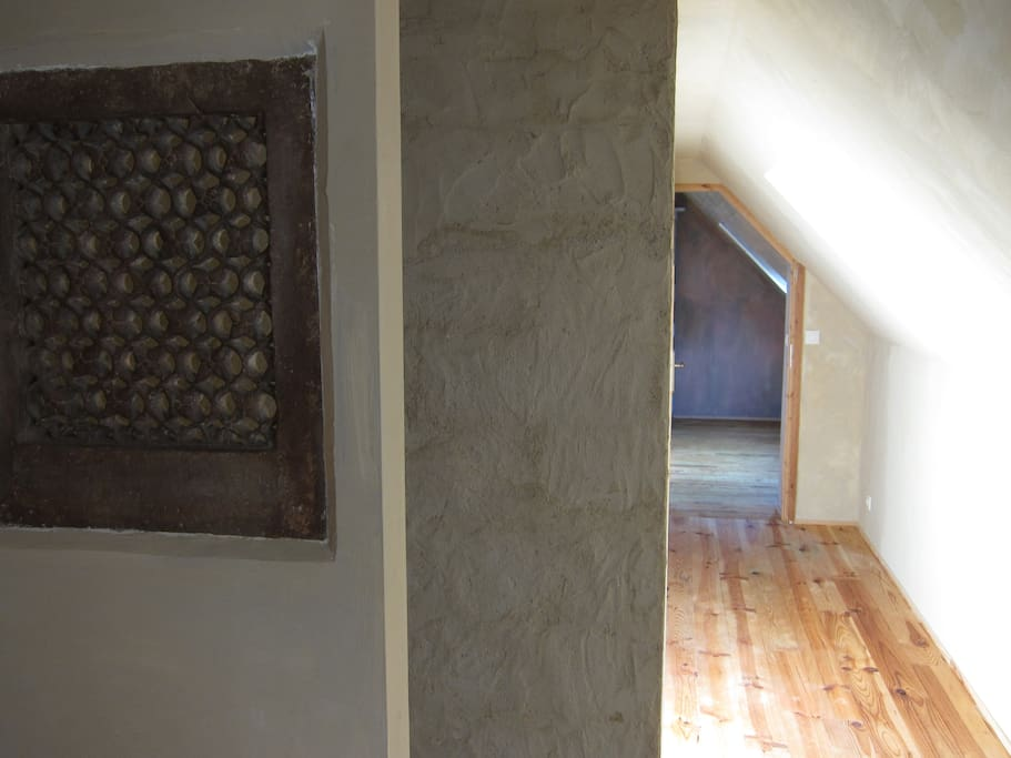 Le couloir du 1er étage