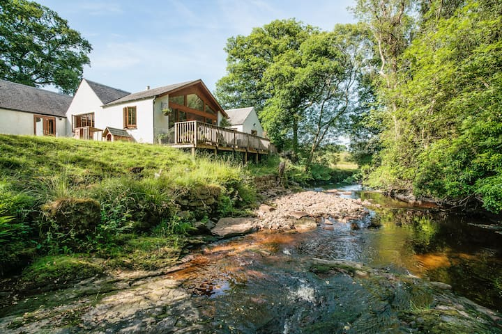 Twin Room/Private Bath, Loch Lomond - Croftamie