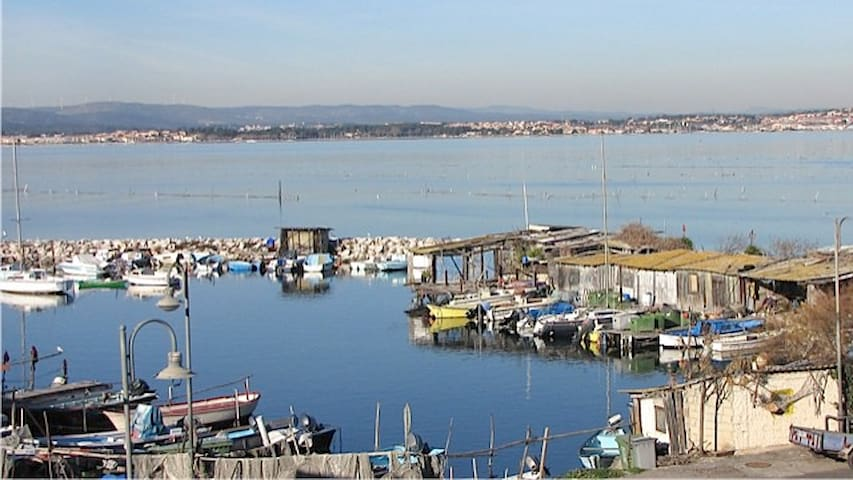 SETE typical district of fishers - Sète - Daire