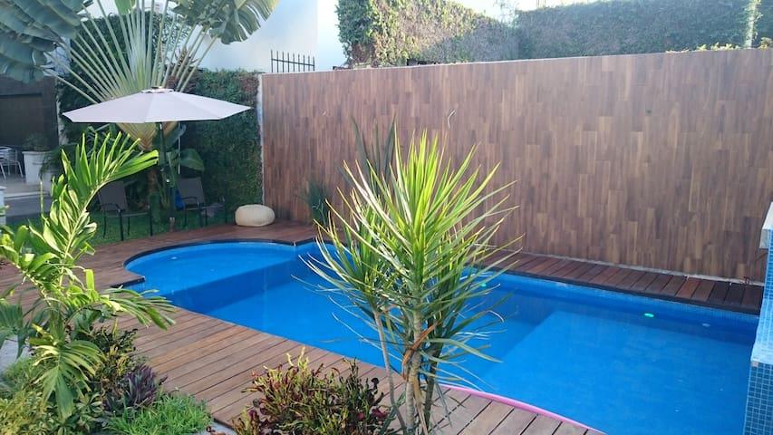 lovely family house - Mérida - Huis