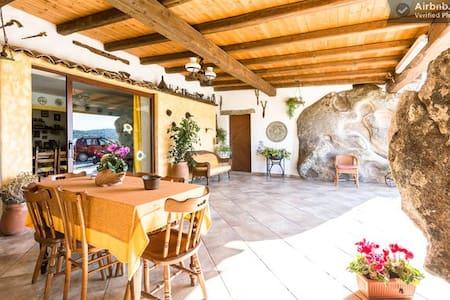 Bed&Breakfast laPiredda Arzachena1 - Arzachena - Wikt i opierunek