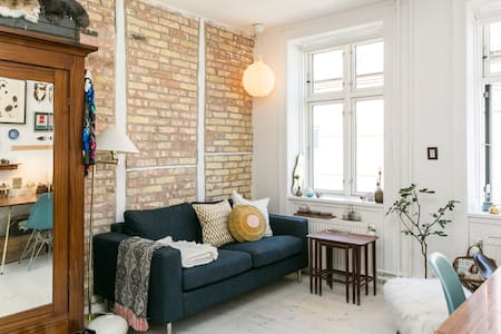 Beautiful Flat in the Trendy CPH N