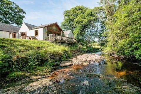 Beautiful Riverside, Nr Loch Lomond