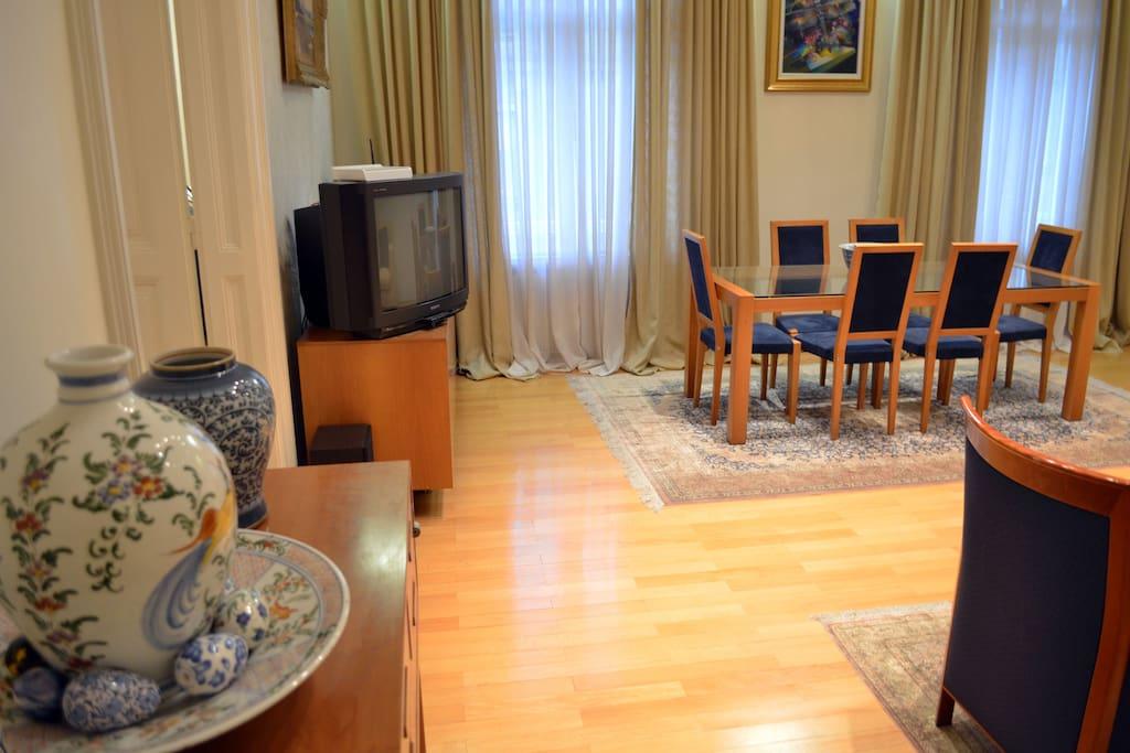 2 Bedroom apartment Zagreb center