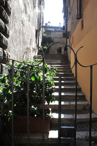 Piazza Navona Mini Loft Delicious - Rome - Apartment