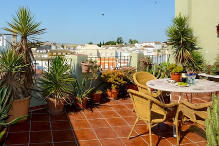 Bright & spacious apartments with views cathedral - Jerez de la Frontera - Lejlighed