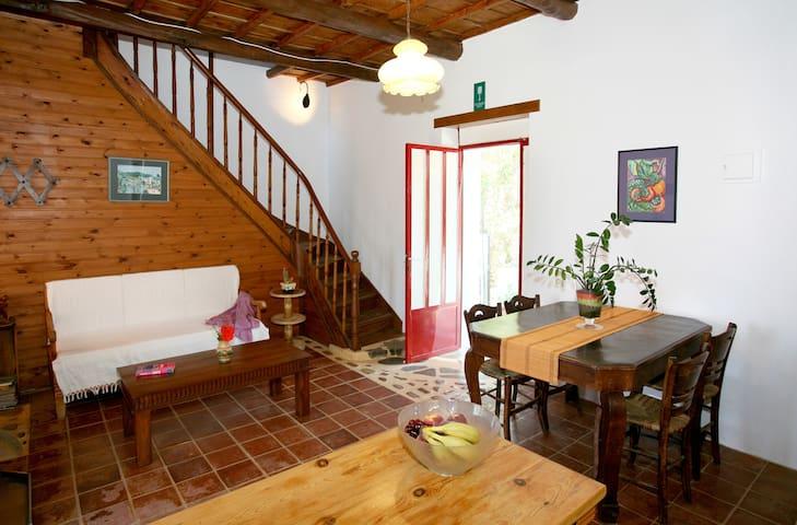 Μalaxiana guest houses : Stavros - Malaxa - Ev