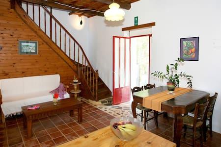 Μalaxiana guest houses : Stavros - Malaxa - Casa