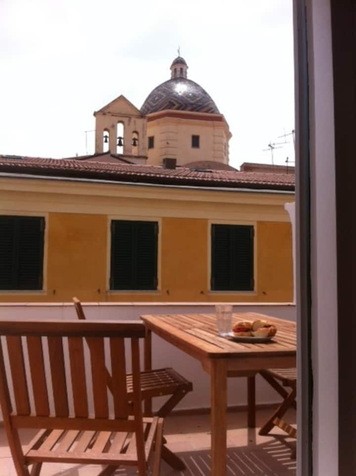 Charming House in Alghero Old Town