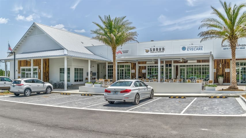 Shoppes at Inlet - Inlet Beach