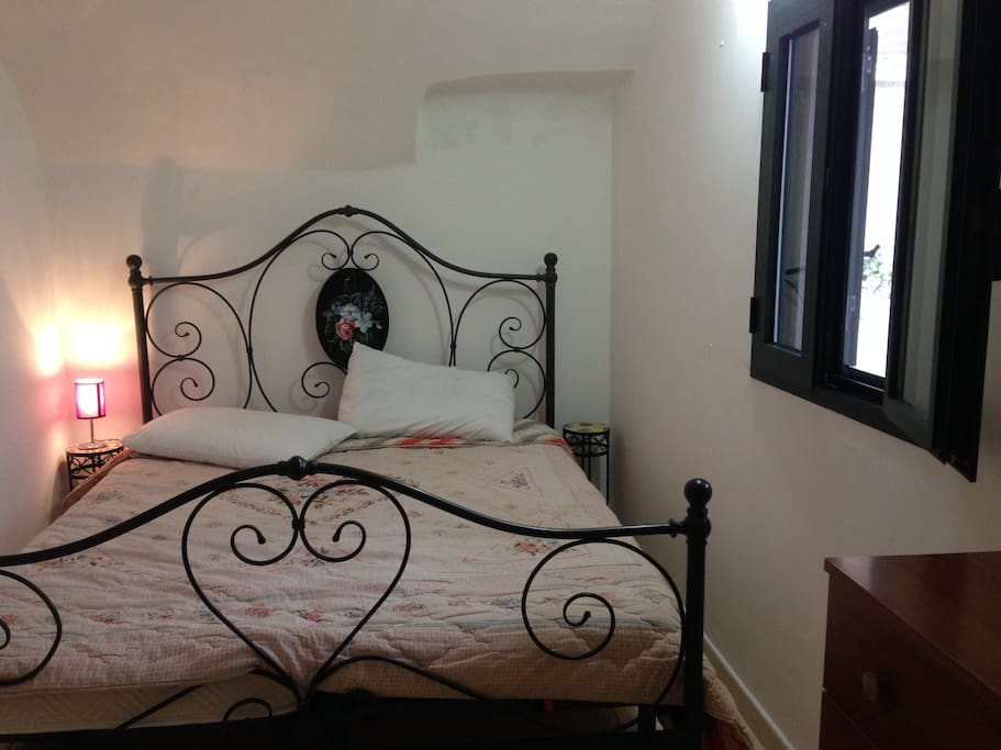 stanza da letto matrimoniale