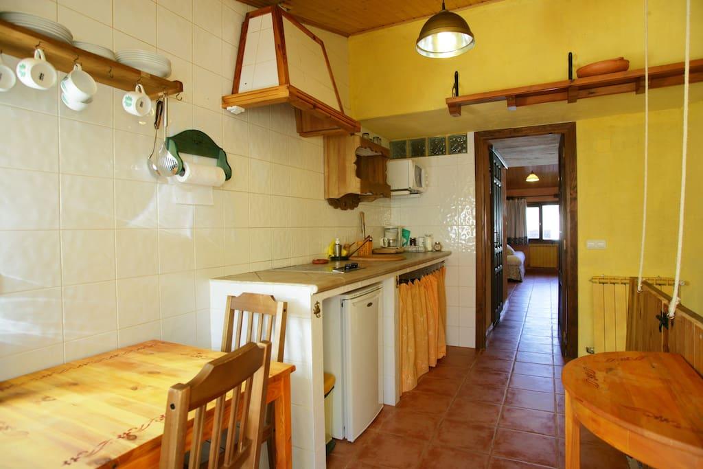 Cocina-salón Amapola
