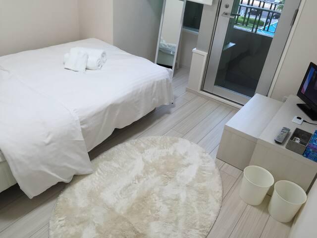 Central area of Hiroshima. Cozy apartment , WIFI♪