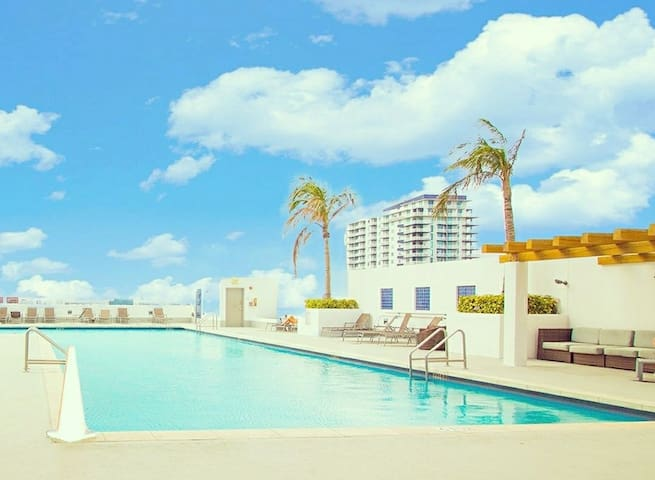 Amazing Miami Studio|Great Views|Ocean Views