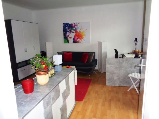 Kleinappartement in Krems