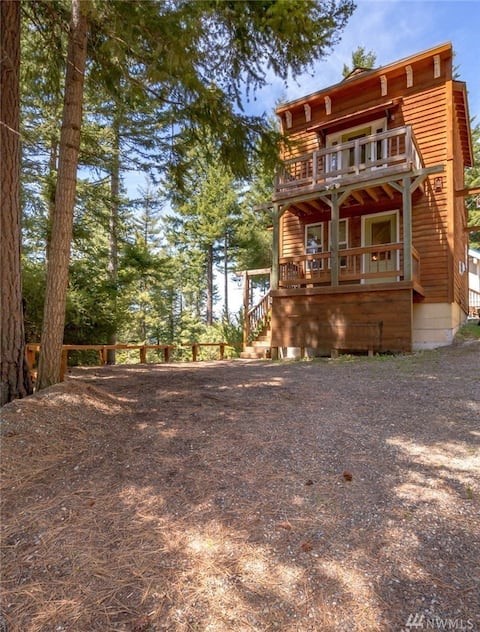 1BR Ronald cabin near the lake
