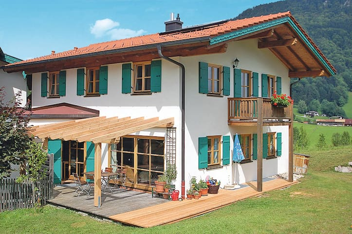House Ferienhaus Maiergschwendt for 8 persons - Ruhpolding - House
