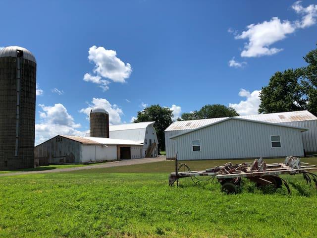 Shedominium Sanctuary in rural Illinois