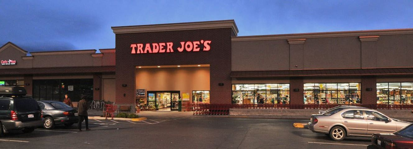 Trader Joe's - 5 minute drive