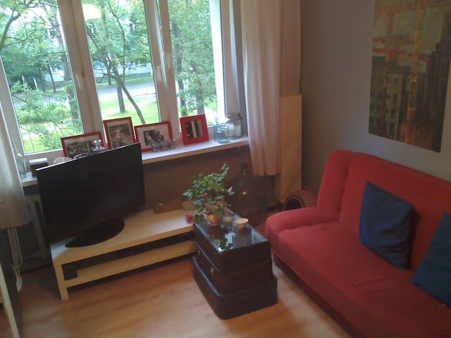 Nice room near city center - Częstochowa - Huoneisto