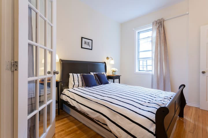 Beautiful&Spacious apartment|Heart of downtown MTL