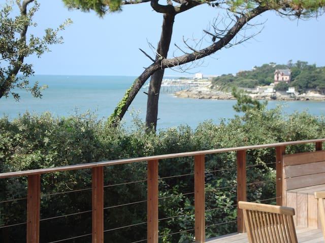 Villa Exceptionnelle avec vue sur mer à 180° - Saint-Palais-sur-Mer - Dom