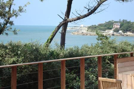 Villa Exceptionnelle avec vue sur mer à 180° - Saint-Palais-sur-Mer
