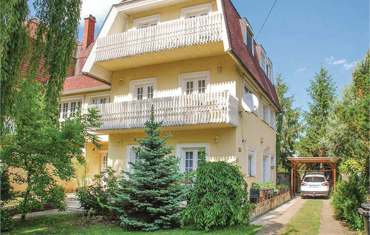 Holiday apartment with 2 bedrooms on 50m² in Siófok