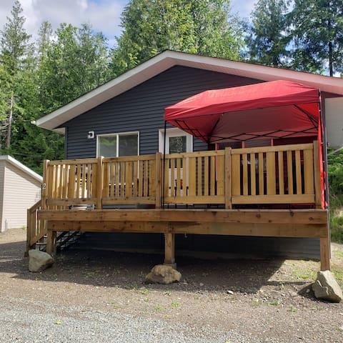Cabin 2-Country Lane Cabins-Celista-Crowfoot Mtn