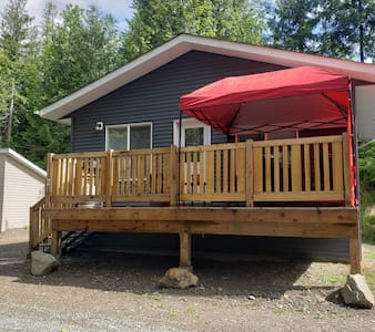 Cabin 2-Country Lane Cabins-Celista-Crowfoot Mtn