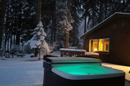 River House, Hot Tub, Paradise at Mt. Rainier