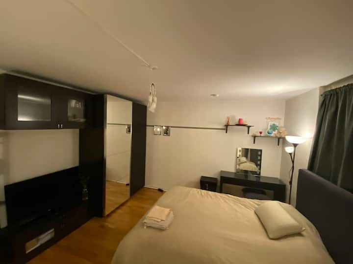 Cosy flat in Gothenburgs city centre