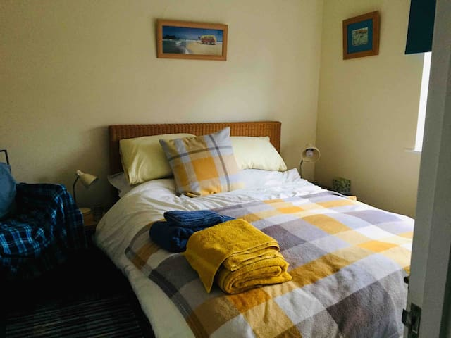 Double room near racecourse