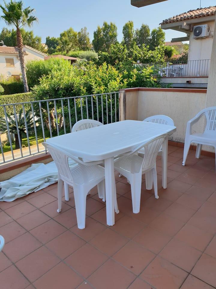 Villetta Estate residence zona Montalbano Ragusa