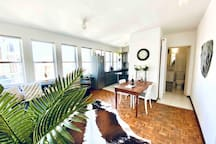 Central 1 Bedroom Apartment With City Views
