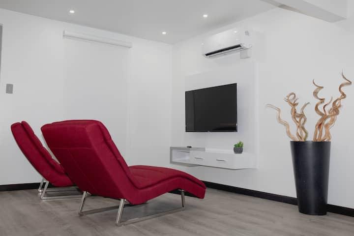 Modern and Executive Apartment 5