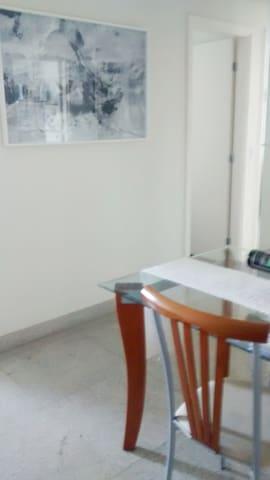 Apartamento completo próximo à Savassi.