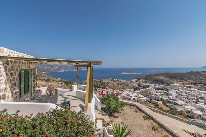 Χaplovouni (also hosting in Mersinia and Vroulidi)