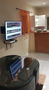 Appartement type T2 pour courte et longue durée