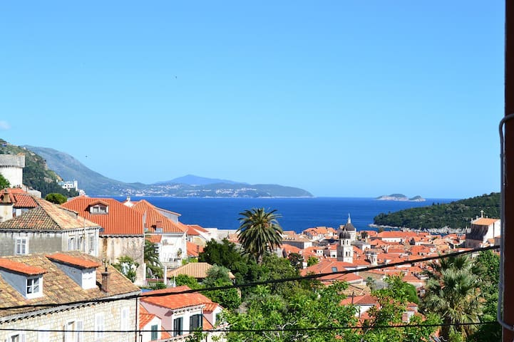 Room Lile 5 min from the Old Town - Dubrovnik - Haus