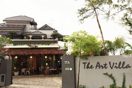 The Art Villa Alor Setar (Room 8) - Alor Setar