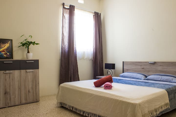 King Size Bedroom next to the Citadella