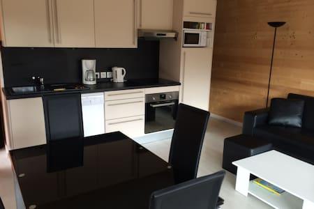 3 pièces à dominance bois spacieux et ensoleillé - Péone - 公寓