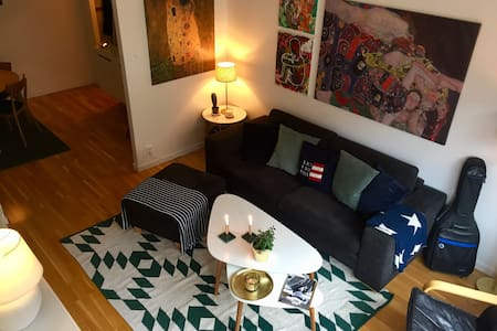 Charming 2 room apt in the heart of trendy SOFO