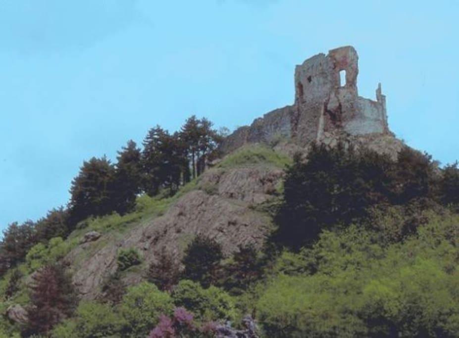 Rovine del Castello di Avigliana