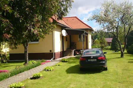 Granny ´s house - Beautiful holiday in Slovakia